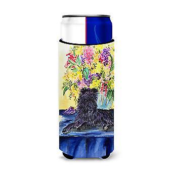 Aisladores de bebida Ultra Affenpinscher para latas de slim SS8296MUK