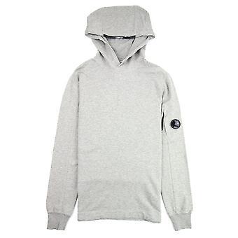 CP bedrijf lichte fleece Hooded Sweat Grey M93