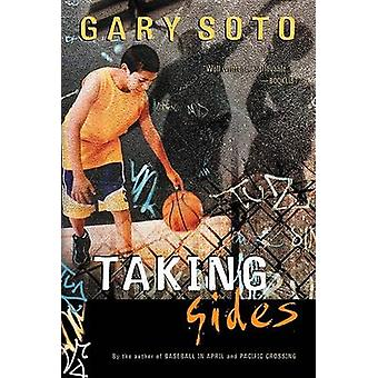 Taking Sides by Gary Soto - 9780152046941 Book