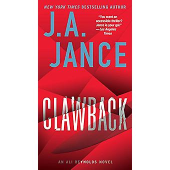 Clawback by J a Jance - 9781501110795 Book
