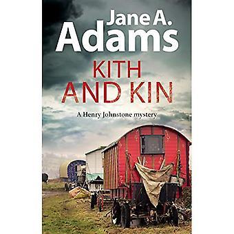 Kith and Kin: A 1920s Mystery (Henry Johnstone Mystery)
