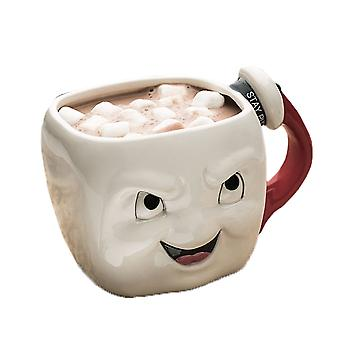 Ghostbusters stanna Puft 3D mugg
