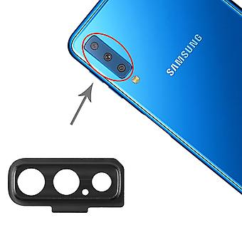 Cam Lens for Samsung Galaxy A7 2018 Black Camera Lens Protection Replacement Repair