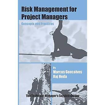 مخاطر الإدارة لمديري المشاريع-المفاهيم والممارسات بمسيل