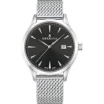 Delbana - Watch - Men - Classic Collection - 41801.694.6.031 - Como