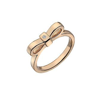 Hot Diamonds Ribbon Ring DR197