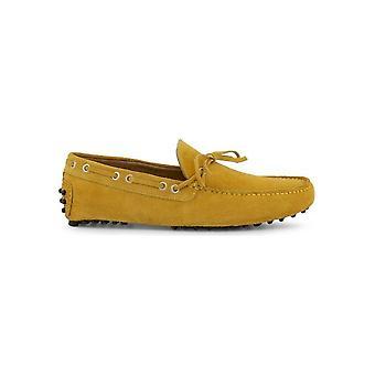 صنع في إيطاليا - أحذية - موكاسينس - ACQUARELLO_CAM_OCRA - رجال - ذهبي - 45