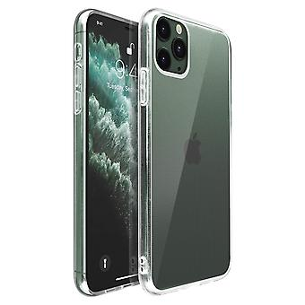 iPhone 11 Pro Max Soft Silicone Protective Ultra-thin Transparent Case
