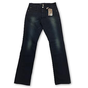 Agave Modernist denim jeans in dark blue