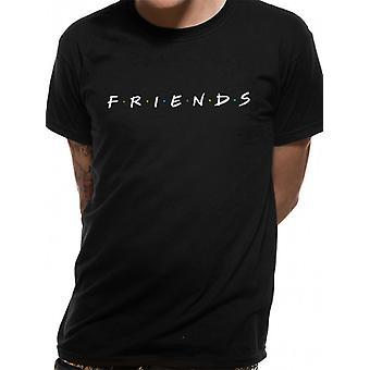 Friends-logo T-paita
