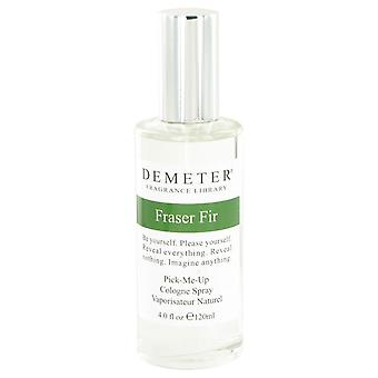 Demeter af Demeter Fraser Fir Cologne Spray 4 oz/120 ml (kvinder)