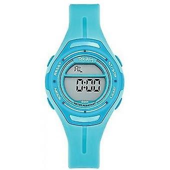 Digital Watch For Children Tekday 654161 - Silicone Blue
