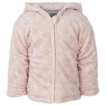 Fixoni Luce rosa Baby giacca Fiore Soft Rose