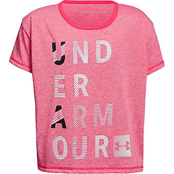 Under Armour Girls Training T-shirt