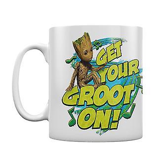 Marvel, mug-få din Groot på