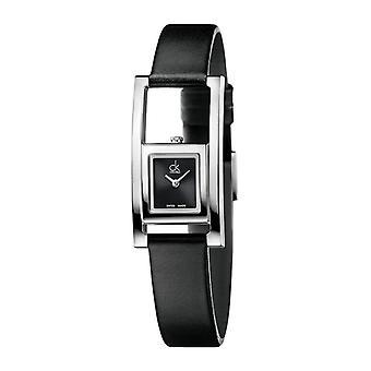 Calvin klein women's watch black k4h431