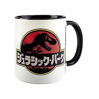 Jurassic Park, Mok - Japans logo