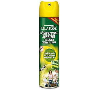 SUBSTRAL® Celaflor® Mosquitoes/Gelsen Barrier - Spray do ochrony na zewnątrz, 400 ml