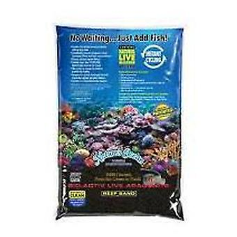 Natures Ocean Bio Activ Live Black 0.5-1.5 mm 4.5 Kg (Fish , Plant Care , Substrates)