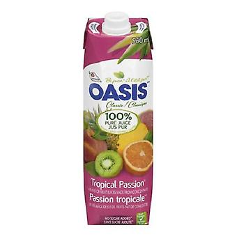 Oasis Prisma Tropical Passion-( 960 Ml X 12 Bouteilles )