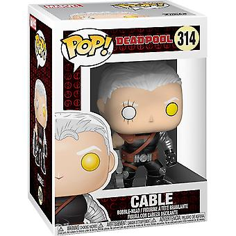 Funko Pop! Vinyl Marvel Deadpool Kabel #314 Verzamelbare Figuur
