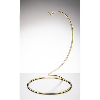 Sienna Glass Display Stand Large, Gold