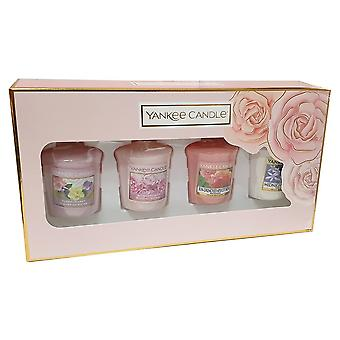 Yankee Candle Mothers Day 4 Votive Gift Set
