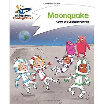 Reading Planet - Moonquake - White: Comet Street Kids� (Rising Stars Reading Planet)
