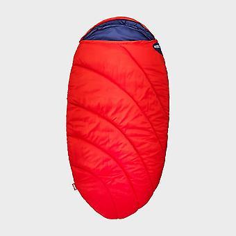 New Pod Kids' Sleeping Bag Red