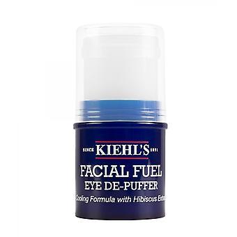 Combustible facial - Líquido energizante anti-bolsillo y anti-cernes