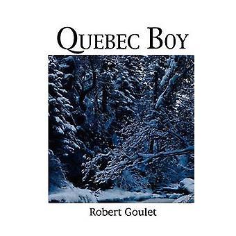 Quebec Boy by Goulet & Robert