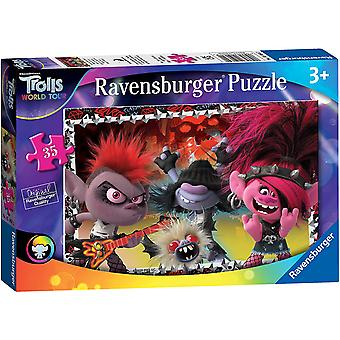 Ravensburger Trolls 2 World Tour 35 Piece  Jigsaw Puzzle