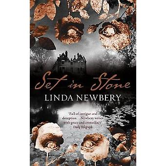 Set In Stone by Linda Newbery - 9781784163778 Book