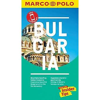 Bulgaria Marco Polo Pocket Travel Guide - with pull out map by Marco