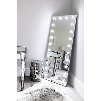 Alexandria Full Length Hollywood Mirror with Daylight LED k608CW