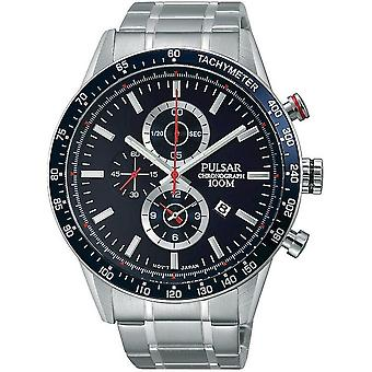 Pulsar watches mens watch chronograph sport PF8439X1