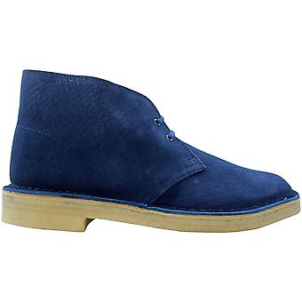 Clarks Desert Boot Blue Snake 26106709 Mænd's