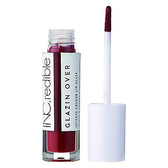 INC.redible Glazin Over, Intense Colour Lip Glaze - Find Your Light, Not Mr. Right
