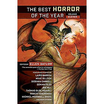 The Best Horror of the Year Volume Eleven by Ellen Datlow - 978159780