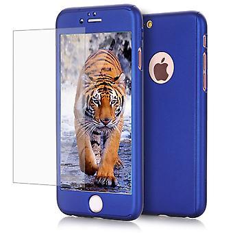 Pc Hole Case + Protecteur d'écran iPhone 7/8