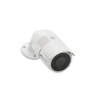 Jandei Camara Bullet 4 in 1 5MP Outdoor 3.6mm IR 30 OSD-UTC White