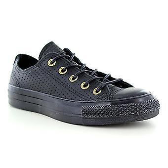 Converse Women's Shoes Leather Low Top Lace Up Fashion Sneakers