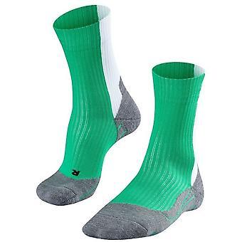 Falke Tennis 2 Thread Socks - Grass Green