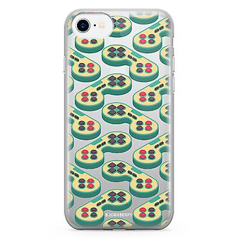Bjornberry Shell Hybride iPhone 7 - Contrôle du jeu vidéo