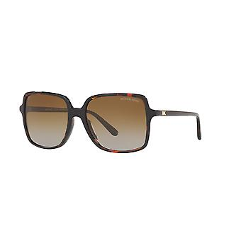 Michael Kors Isola di Palms MK2098U 3781T5 Nuovo Tortoise/Grey Brown GradientPolarised Occhiali da sole