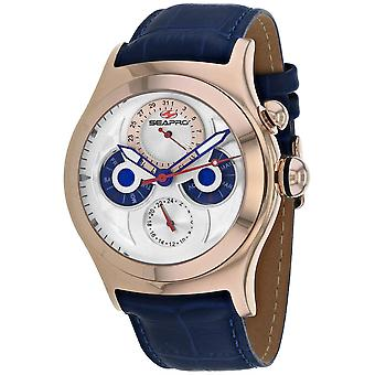 Seapro Men's Chronoscope White Dial Watch - SP0133