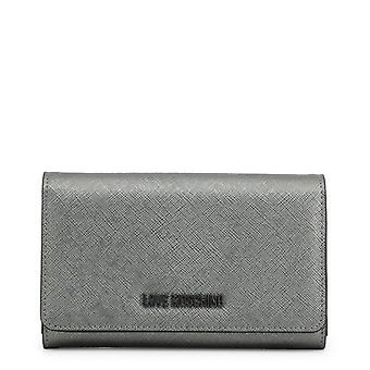 Woman synthetic wallet love moschino57143