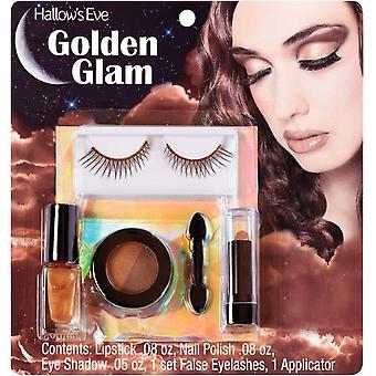 Makeup Kit Golden Glam