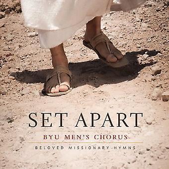 Partridge / Byu Mens Chorus - Set Apart: Beloved Missionary [CD] USA import