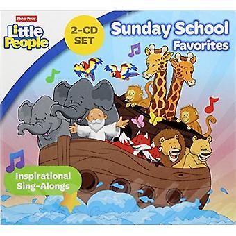 Various Artist - Sunday School Favorites [CD] USA import